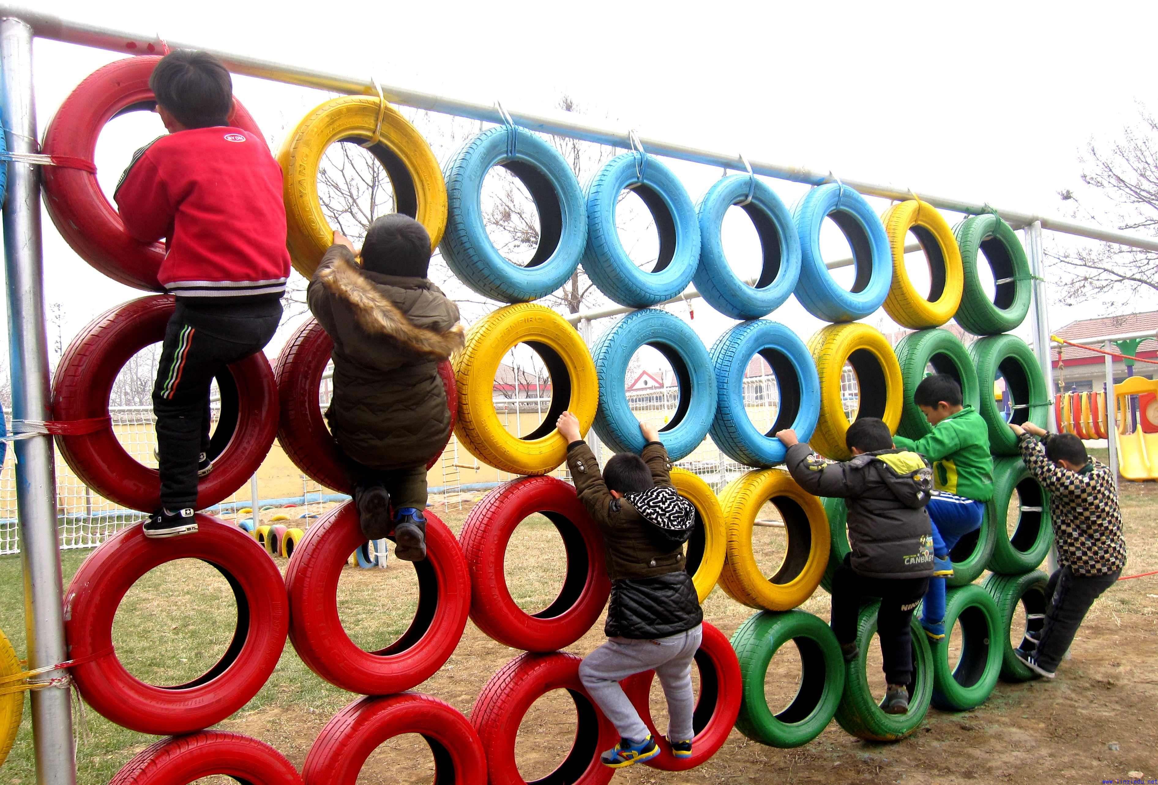 幼儿车轮胎简笔画图片
